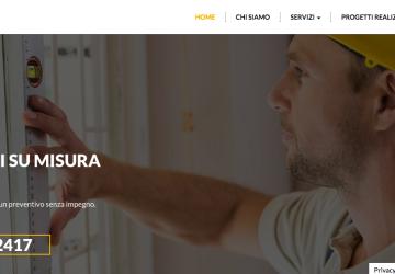 Creazione sito internet impresa edile ferrara e provincia